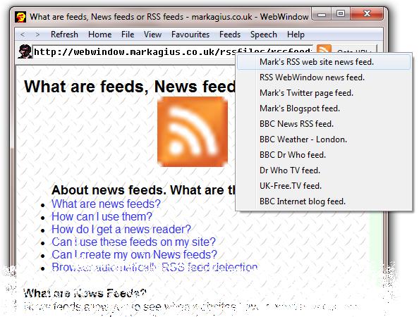 Free download WebWindow